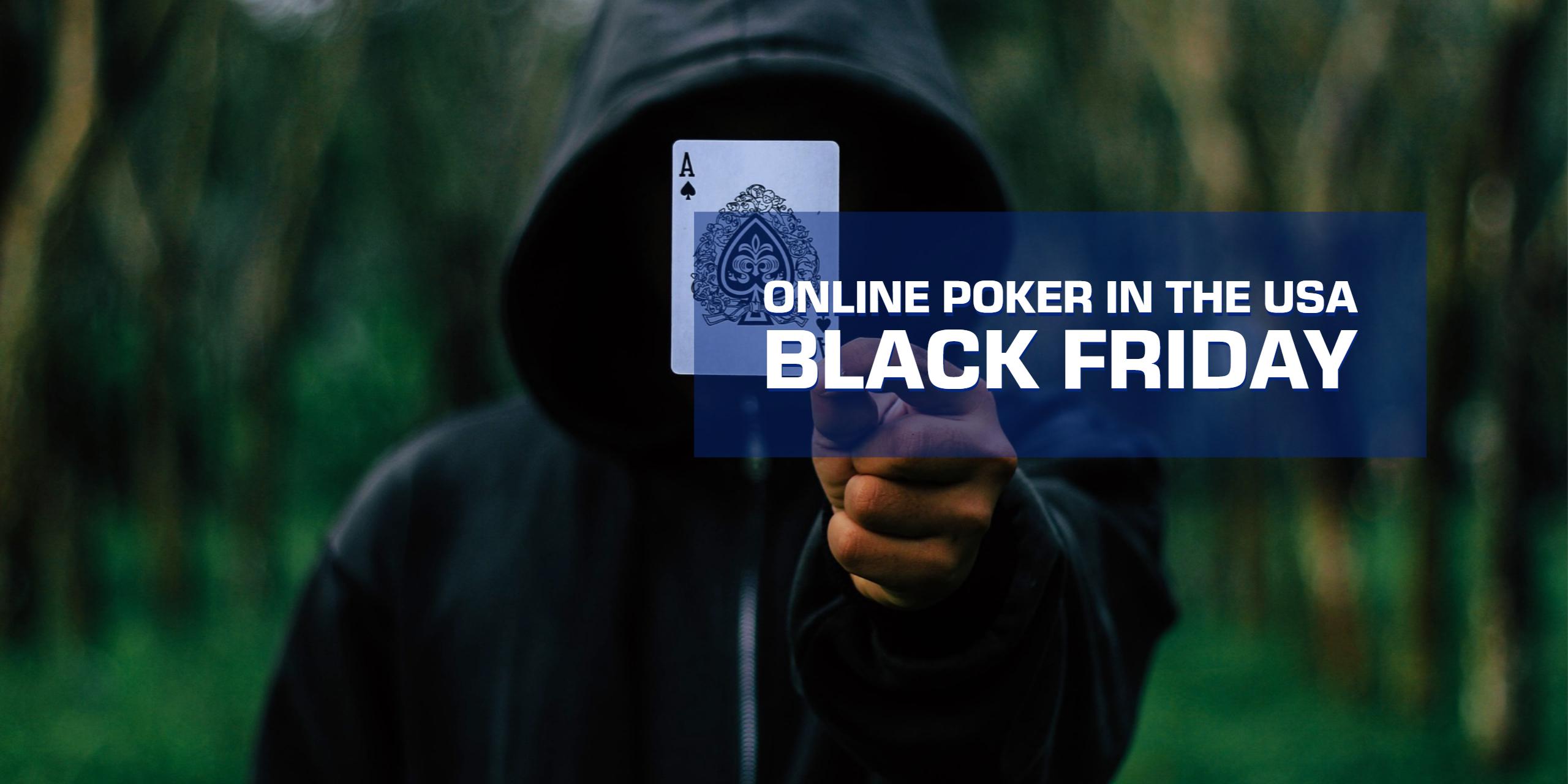 US poker black friday