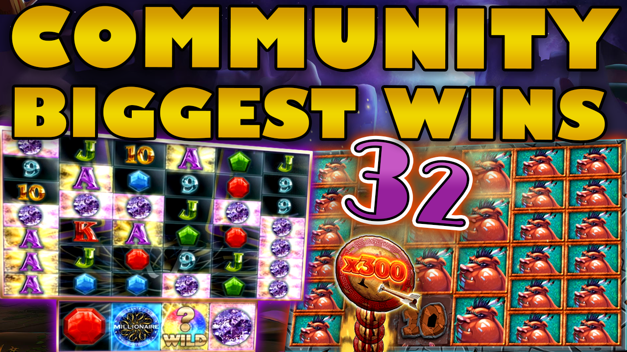 Watch the biggest Casino Streamer Community wins for week 32 2019