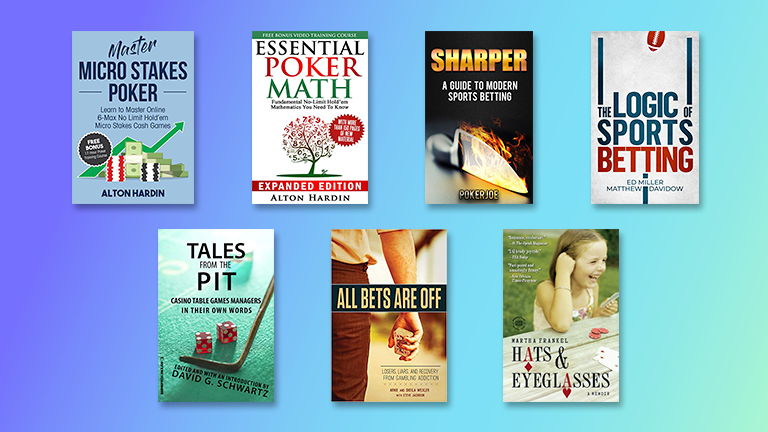 9 Great Books to Read for a Gambler