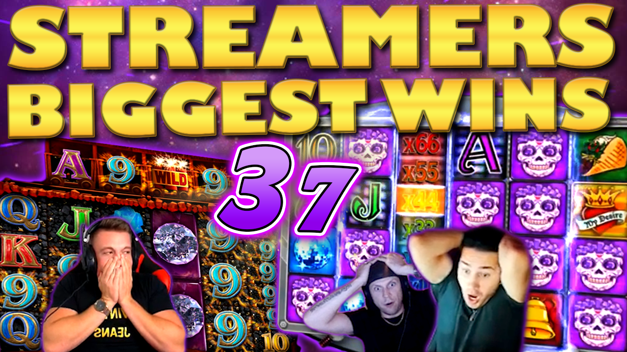 Watch the biggest casino streamer wins for week 37 2019