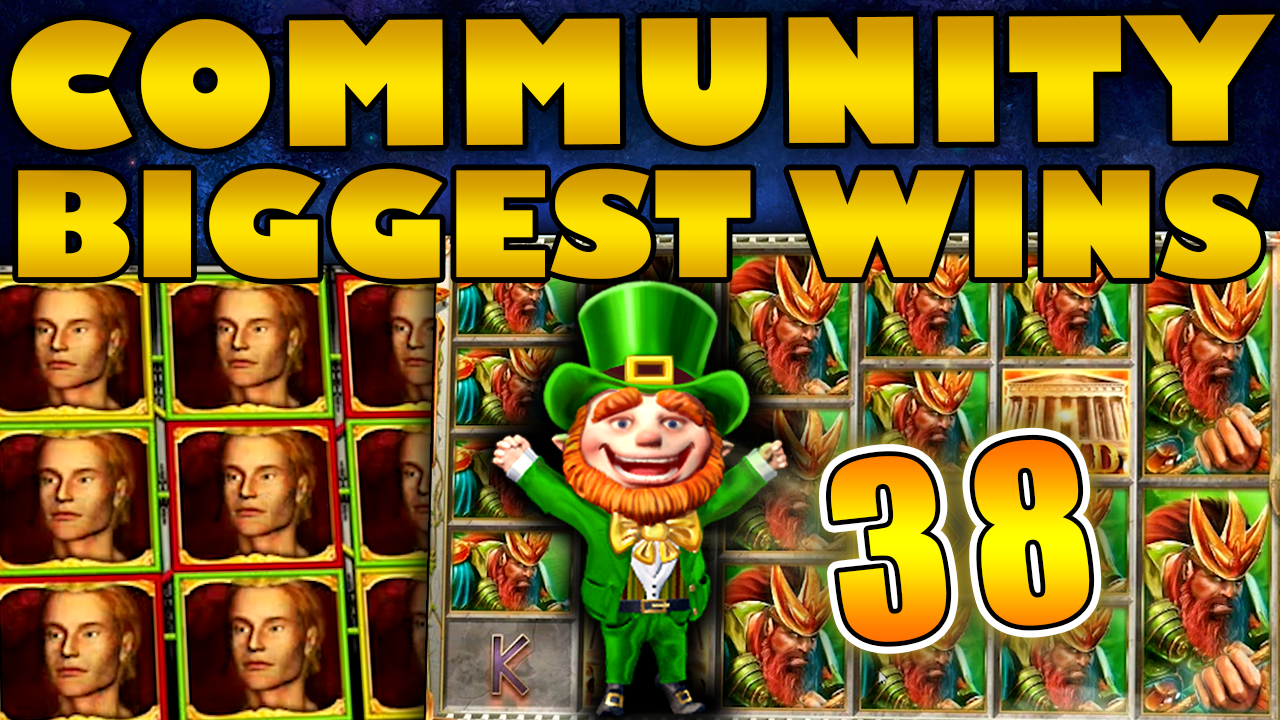 Watch the biggest Casino Streamer Community wins for week 38 2019