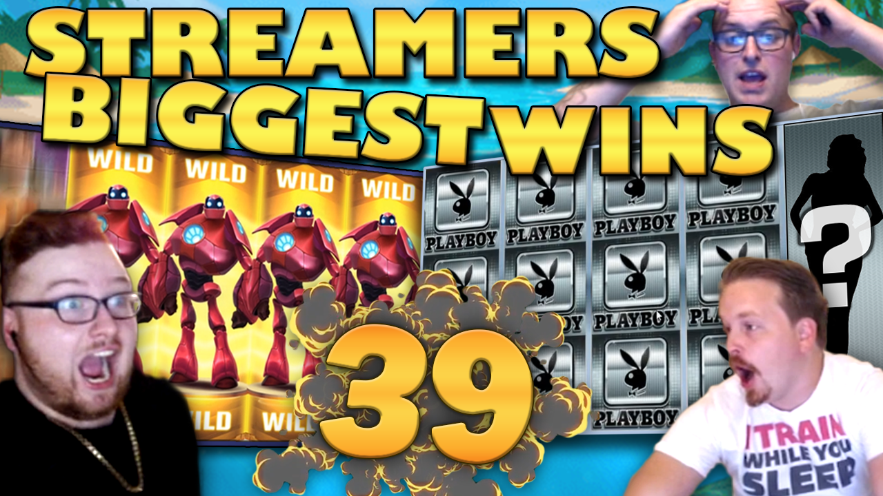 Watch the biggest casino streamer wins for week 39 2019