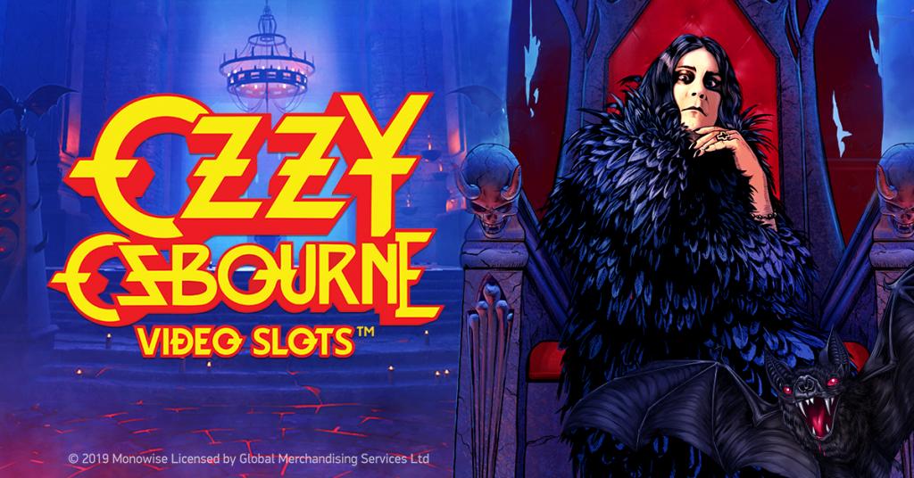Ozzy Osbourne Slot Announced