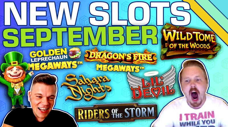 Top New Slots of September 2019