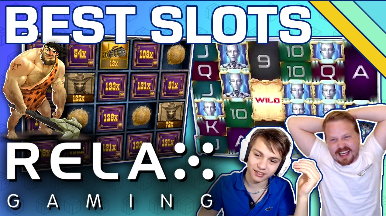 Top Relax Gaming Slots