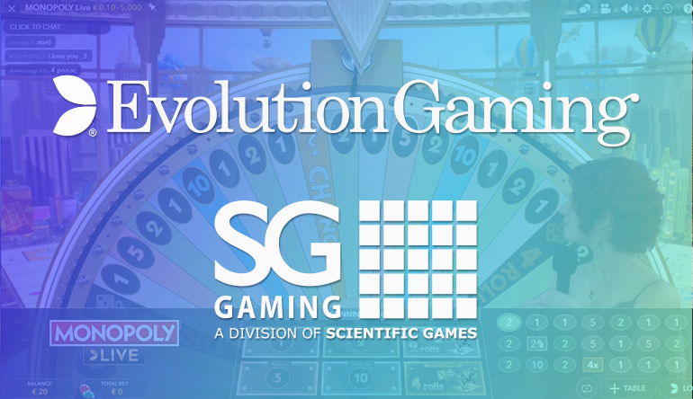 Evolution Gaming's Live Tables Soon available to New Jersey Players