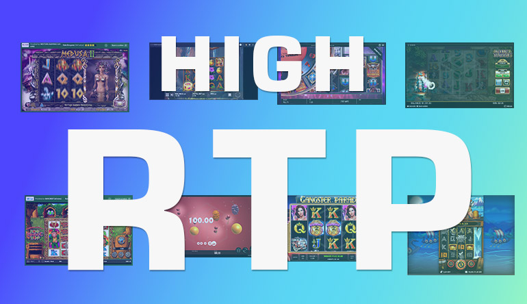 The Top 10 highest RTP slots on CasinoGrounds Right Now