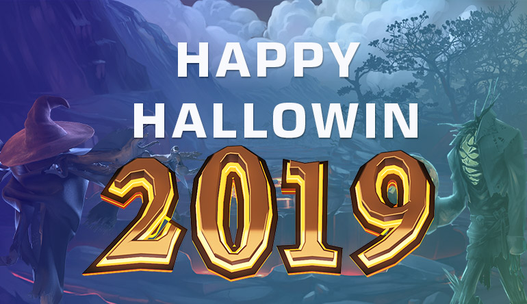 Hallowin 2019 at CasinoGrounds