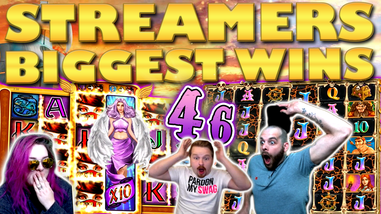 Watch the biggest casino streamer wins for week 46 2019