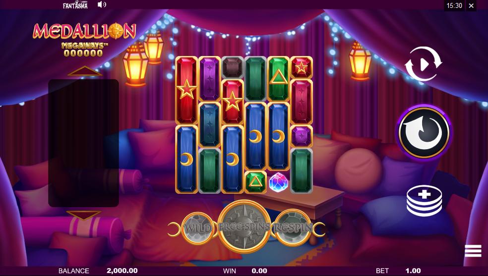 Slot_Medallion_Megaways_slot_Main