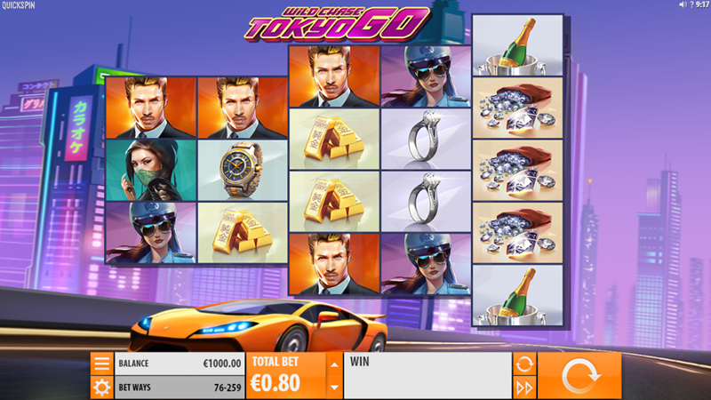 slot-Wild Chase-TokyoGo-slot-main