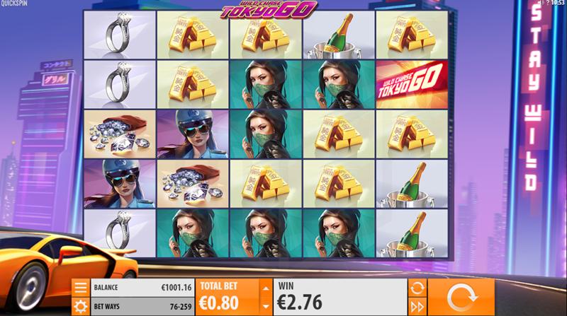 slot-Wild Chase-TokyoGo-slot-5x5respin