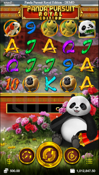 slot-panda-pursuit-royal-edition-slot-main