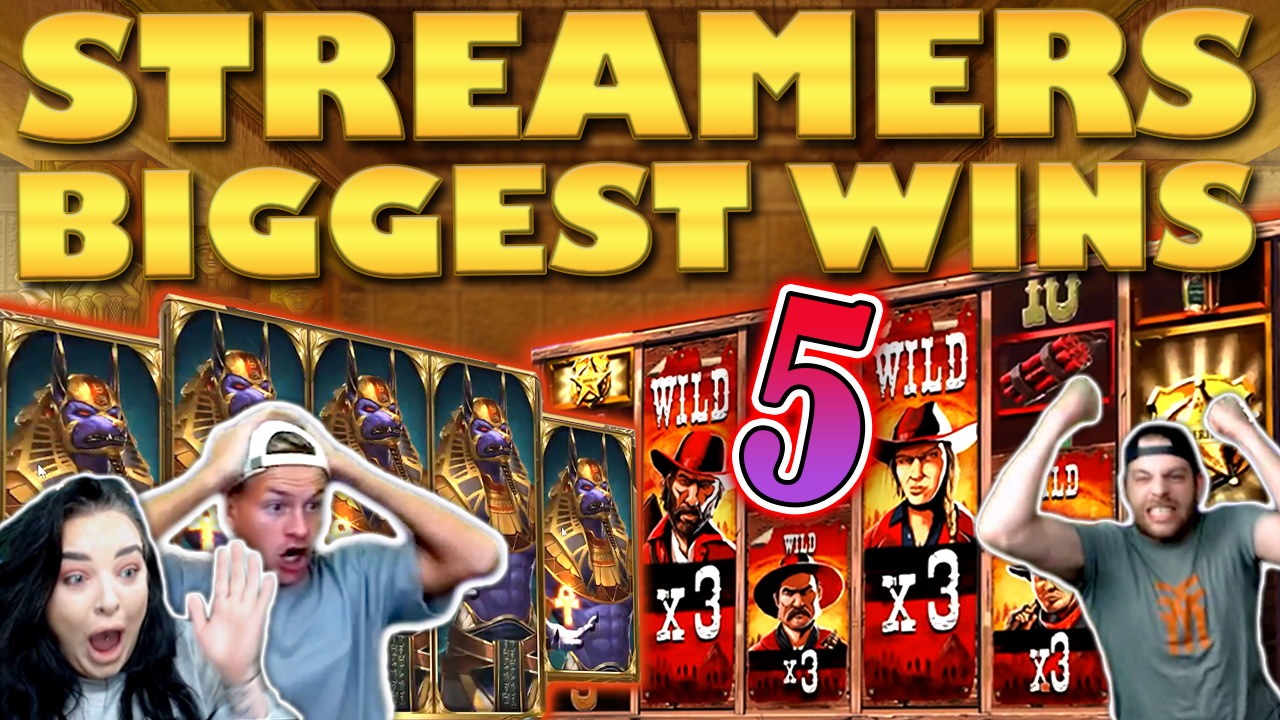 Watch the biggest casino streamer wins for week 5 2020