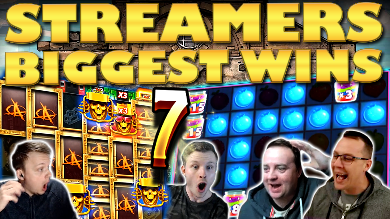 Watch the biggest casino streamer wins for week 7 2020