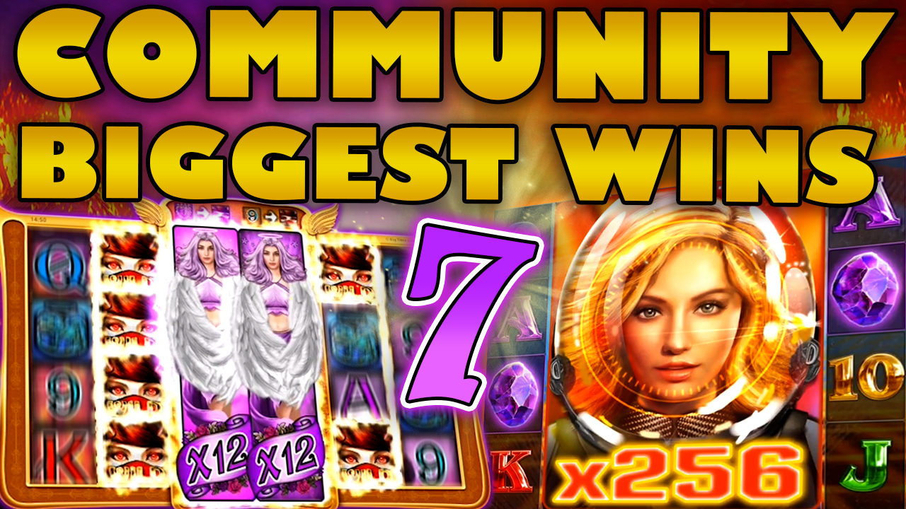 Watch the biggest Casino Streamer Community wins for week 7 2020