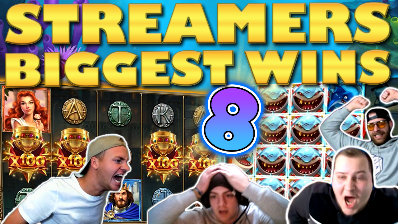 Watch the biggest casino streamer wins for week 8 2020