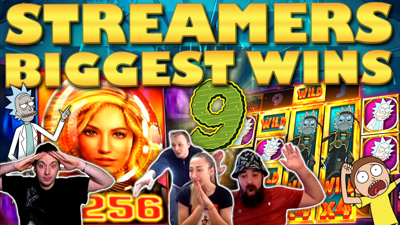Watch the biggest casino streamer wins for week 9 2020