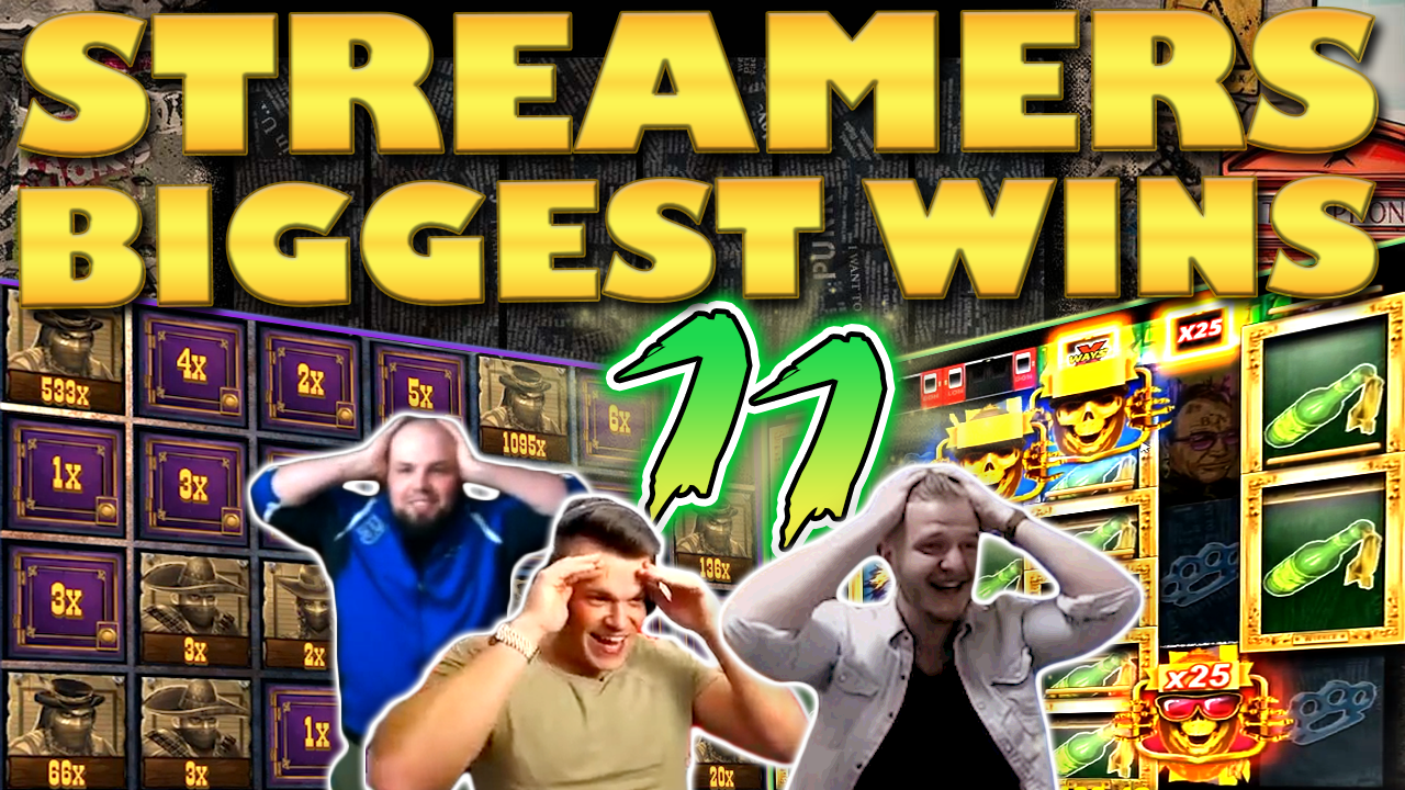 Watch the biggest casino streamer wins for week 11 2020