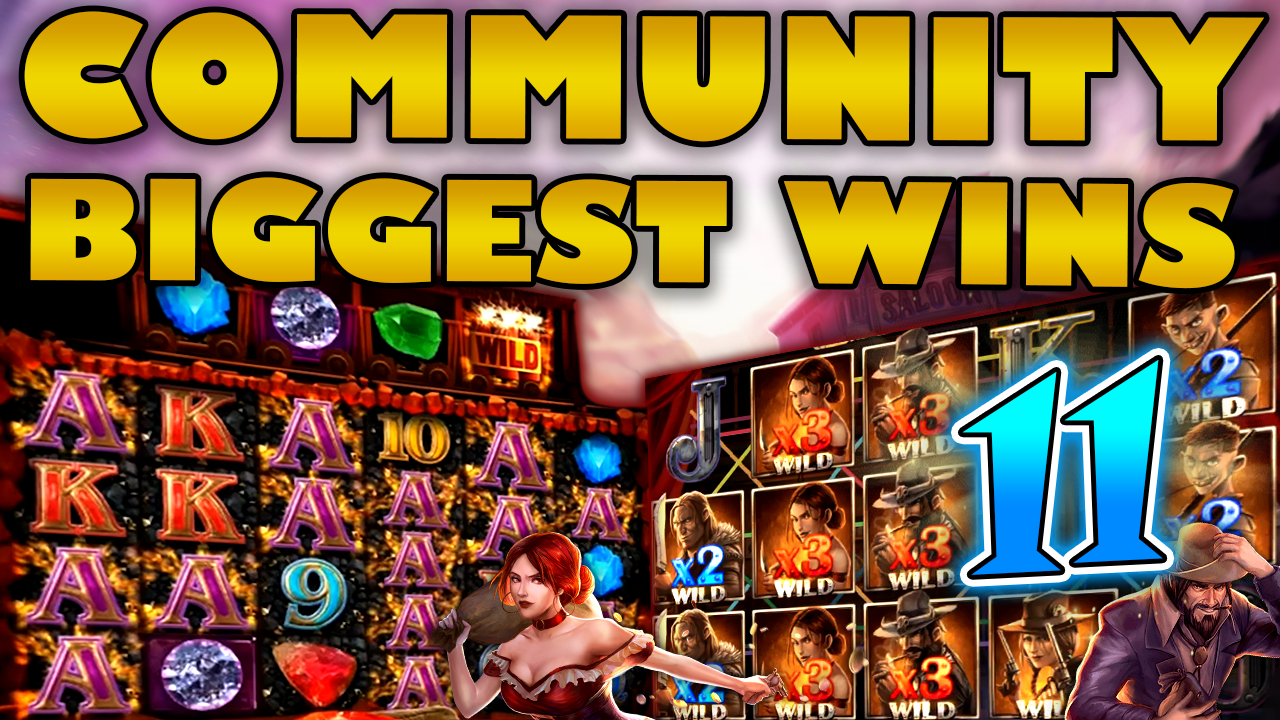 Watch the biggest Casino Streamer Community wins for week 11 2020