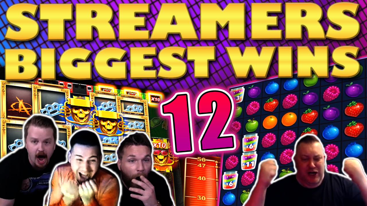 Watch the biggest casino streamer wins for week 12 2020
