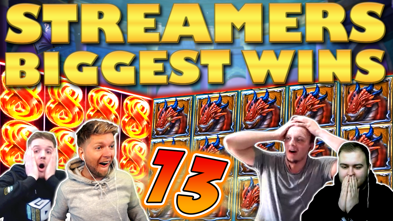 Watch the biggest casino streamer wins for week 13 2020