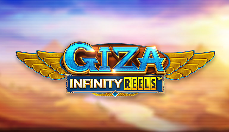 Giza Infinity reels at CasinoGrounds