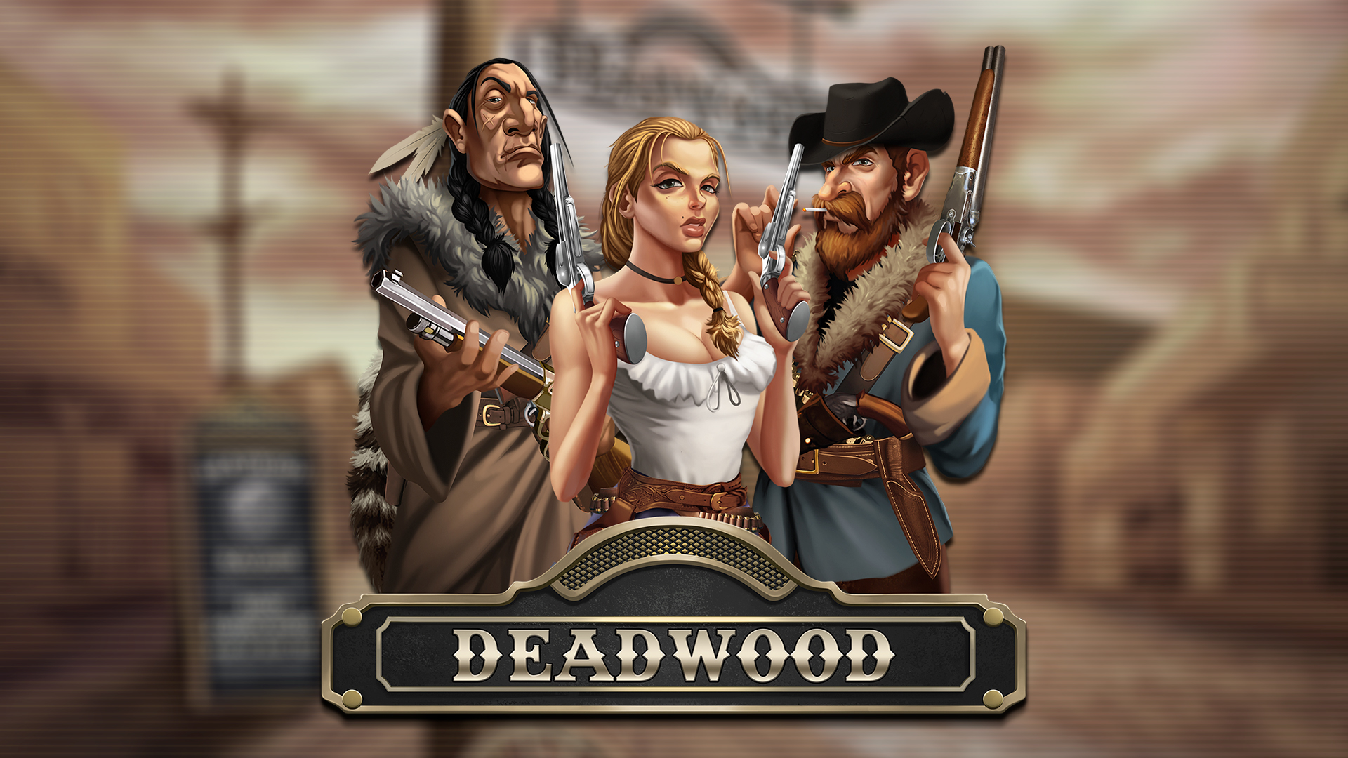 Deadwood slot | Nolimit City | Review