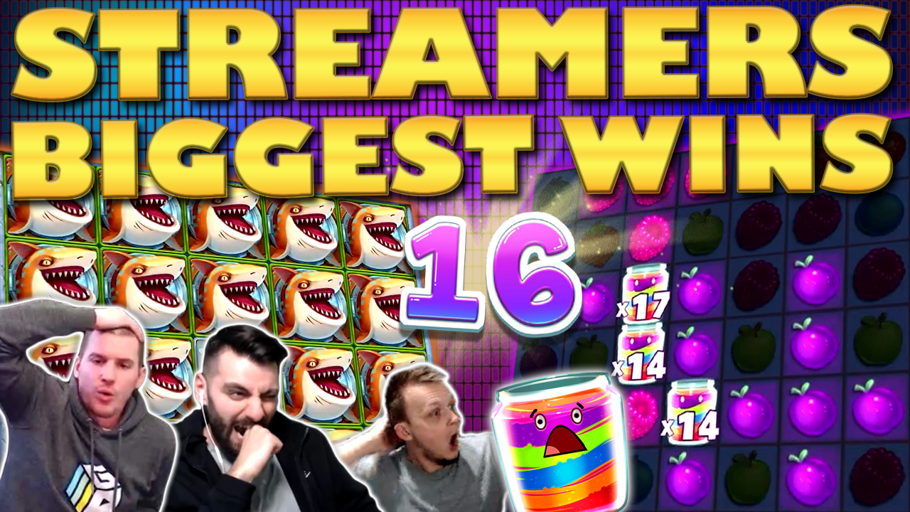 Watch the biggest casino streamer wins for week 16 2020