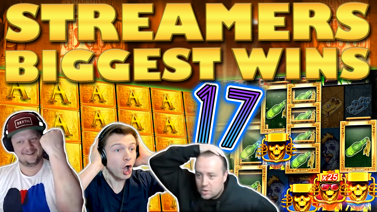 Watch the biggest casino streamer wins for week 17 2020