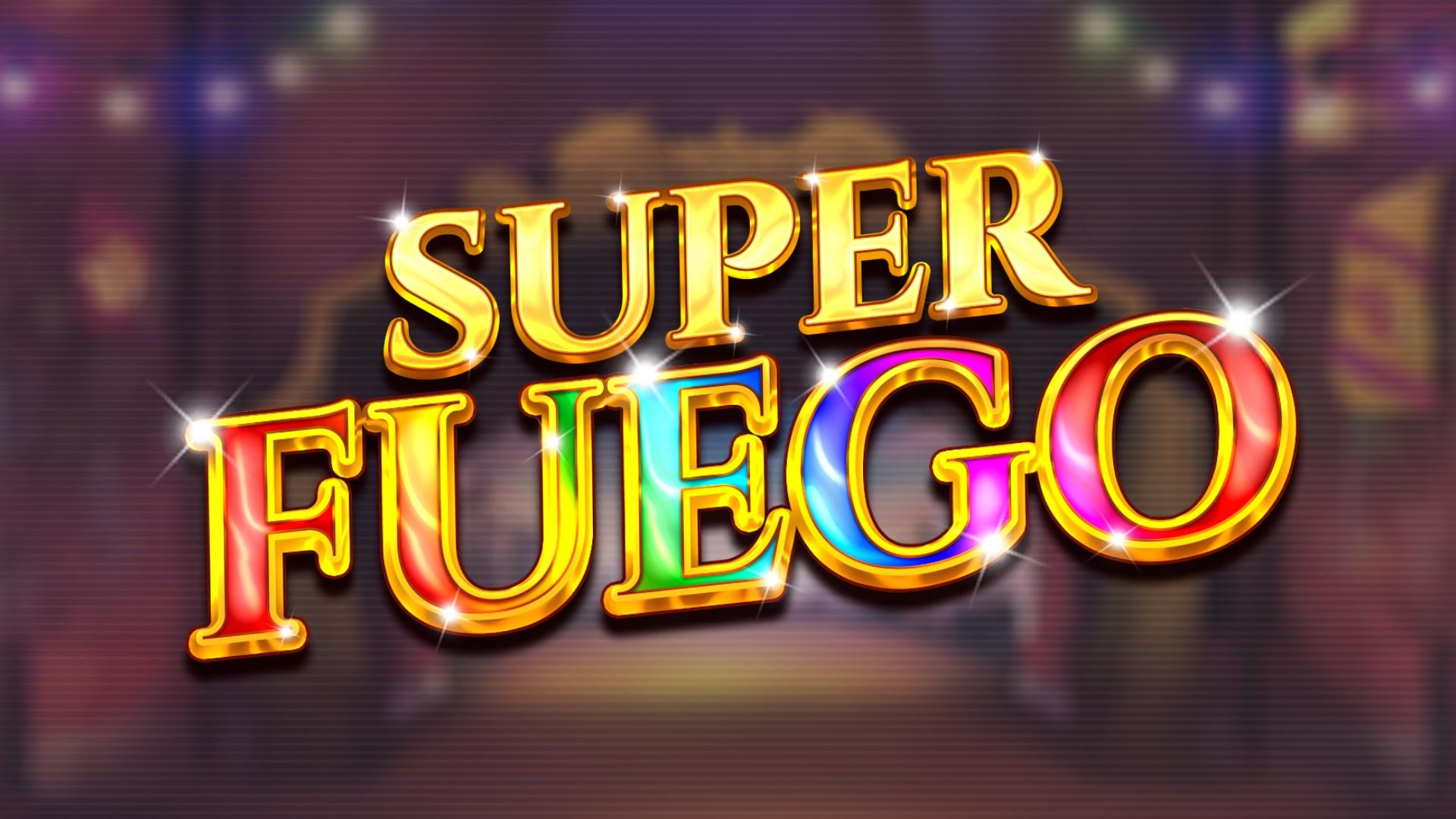 Super Fuego Logo