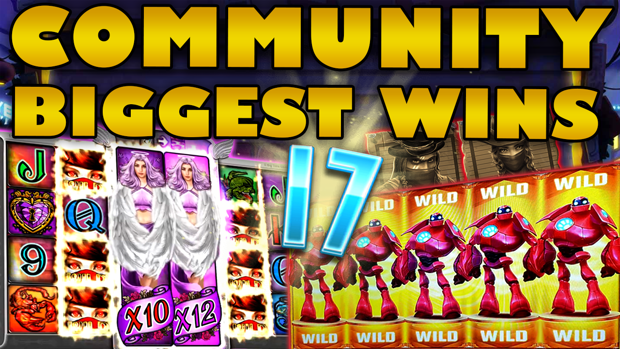 Watch the biggest Casino Streamer Community wins for week 17 2020