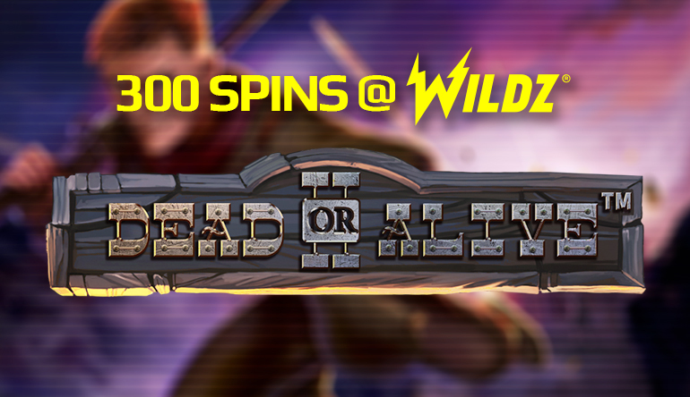 Wildz Casino Team up with NetEnt for Dead or Alive 2 May Promo