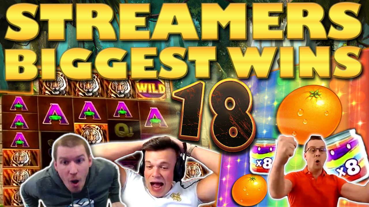 Watch the biggest casino streamer wins for week 18 2020