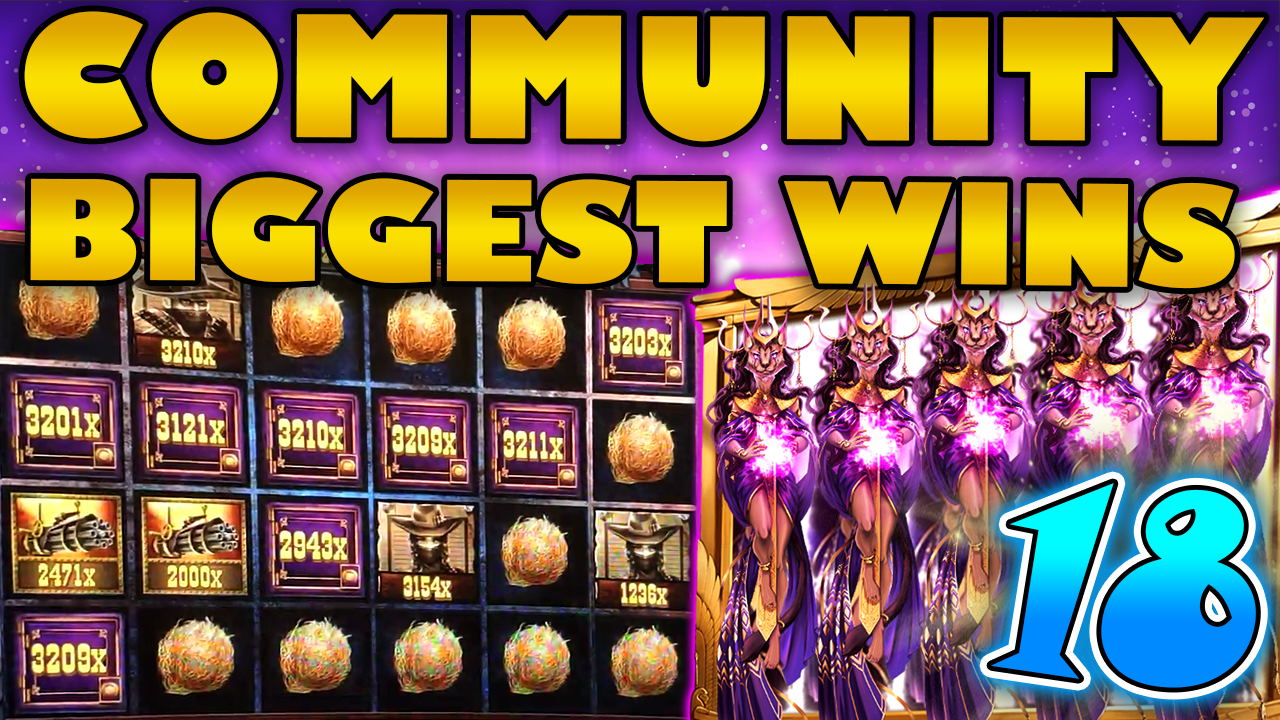 Watch the biggest Casino Streamer Community wins for week 18 2020
