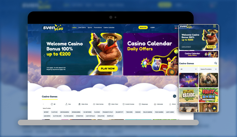 Introducing Svenplay Casino