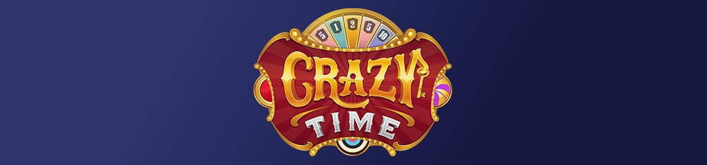 Crazy Time from Evolution Header