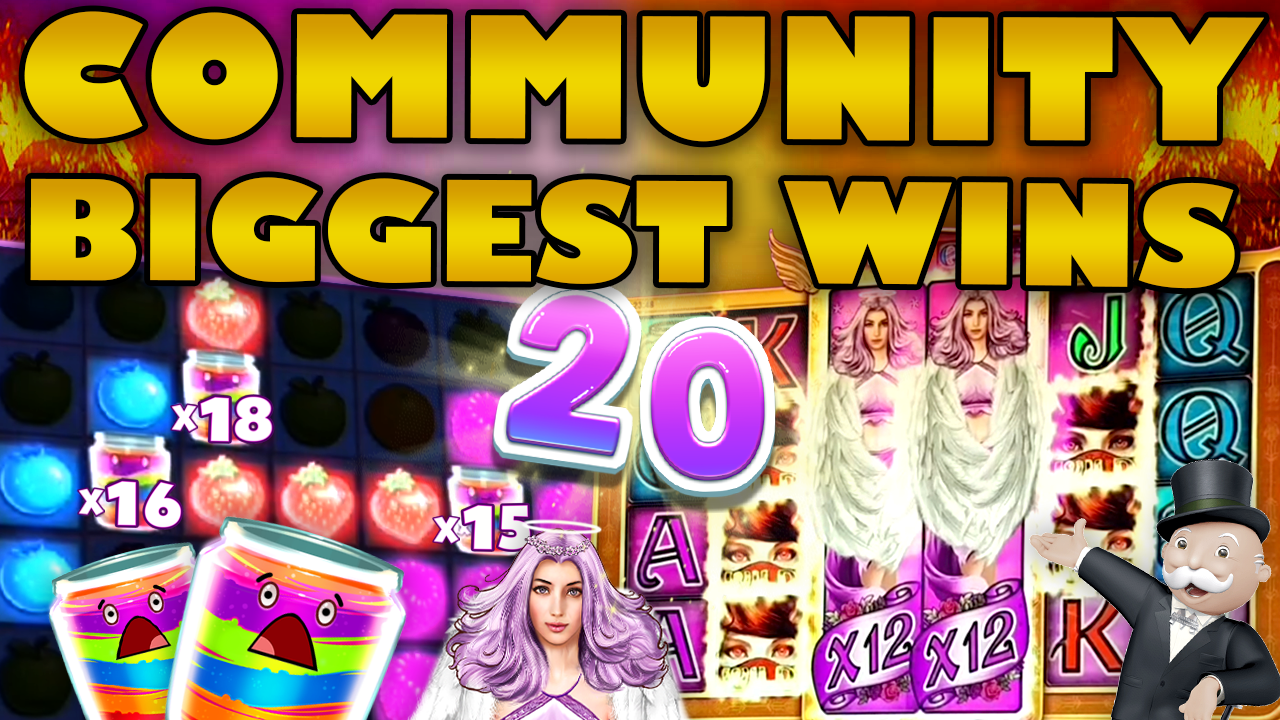 Watch the biggest Casino Streamer Community wins for week 20 2020