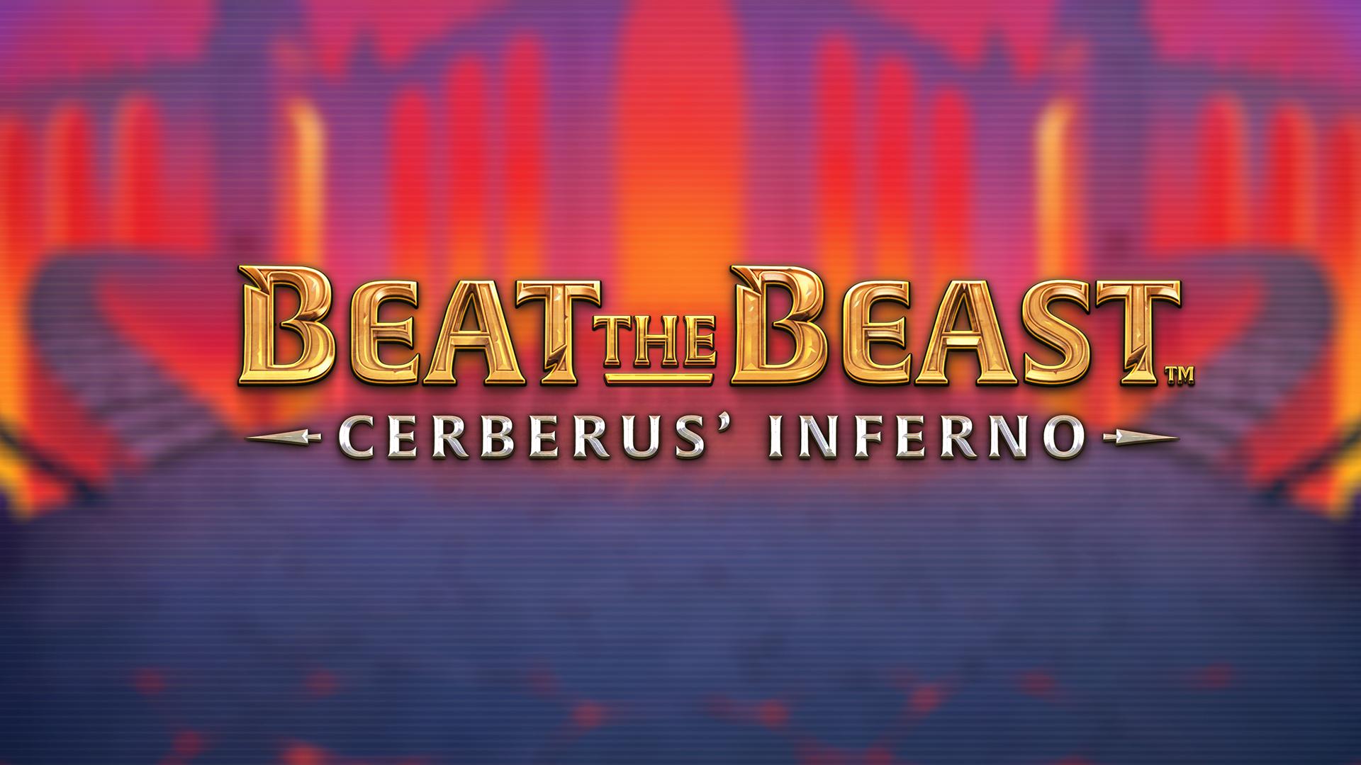 Beat the Beast Cerberus Inferno Logo