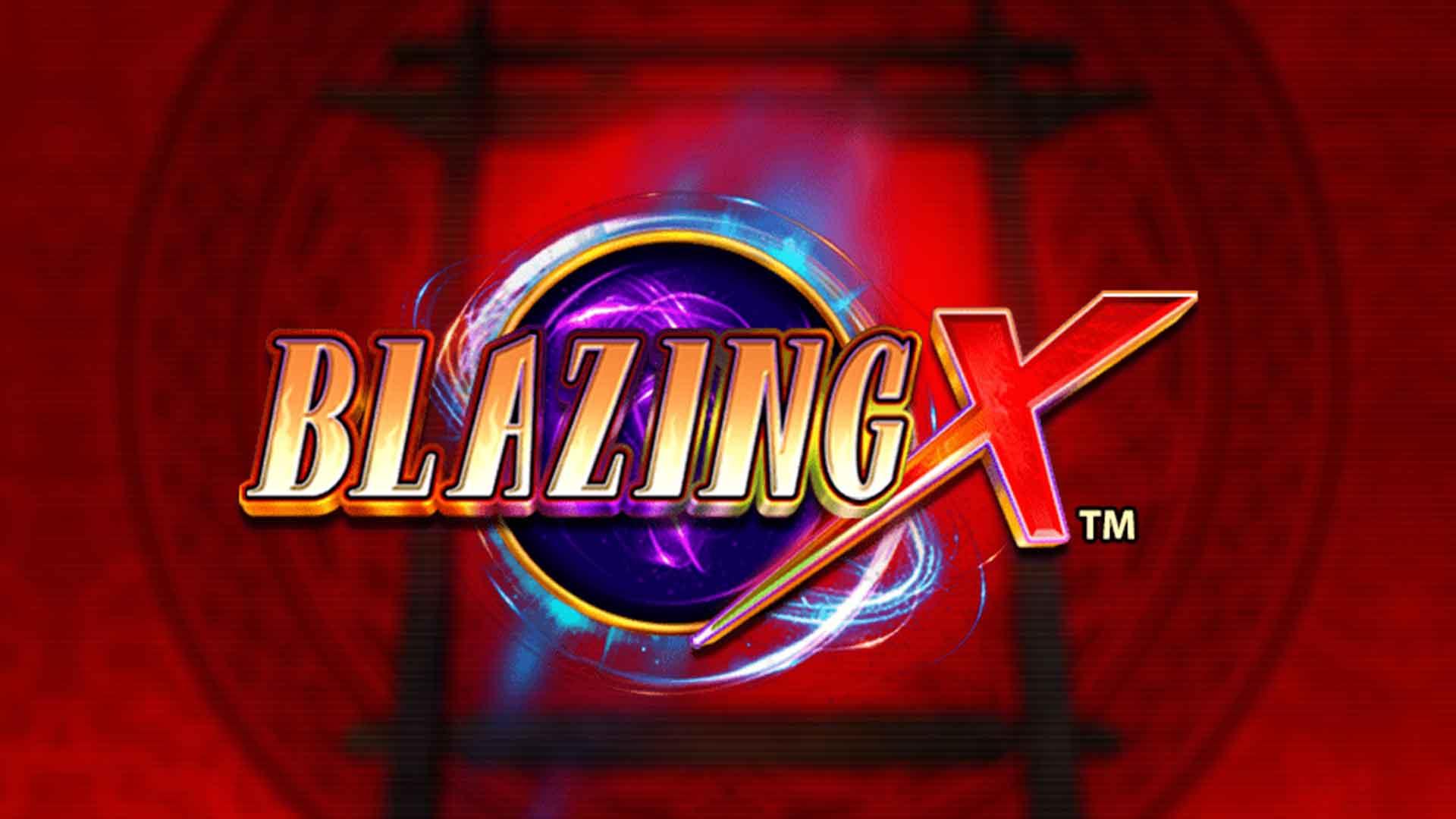 Blazing X Asia Logo