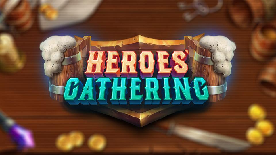 heroes gathering logo