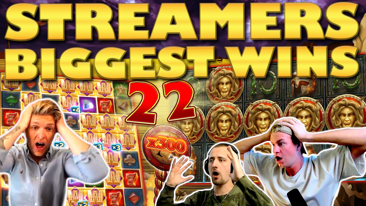 Watch the biggest casino streamer wins for week 22 2020