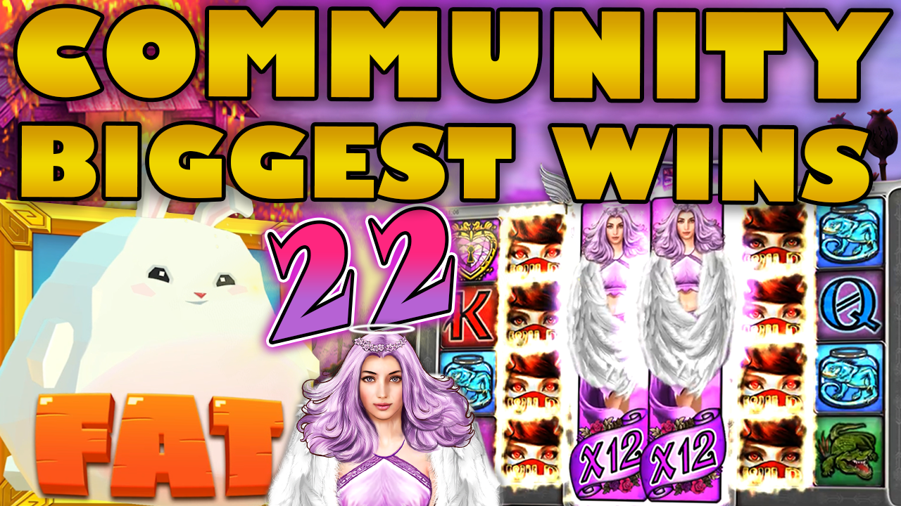 Watch the biggest Casino Streamer Community wins for week 22 2020