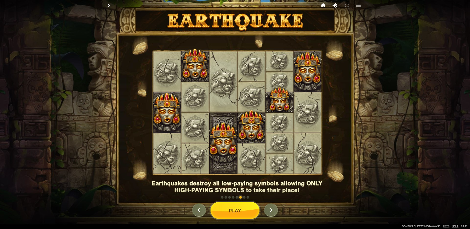 earth-quake