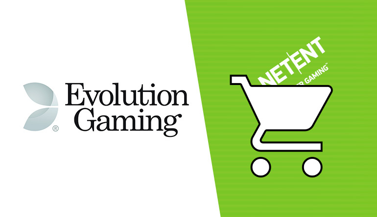 Evolution buying netent