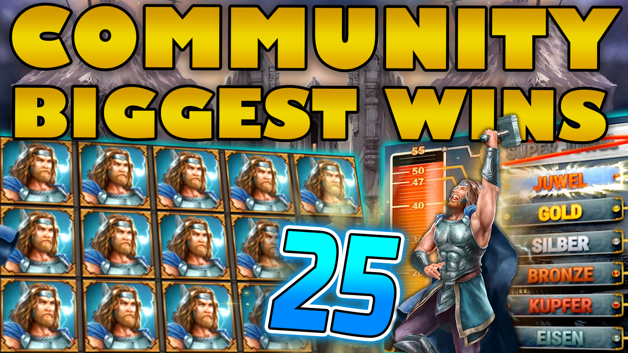Watch the biggest Casino Streamer Community wins for week 25 2020