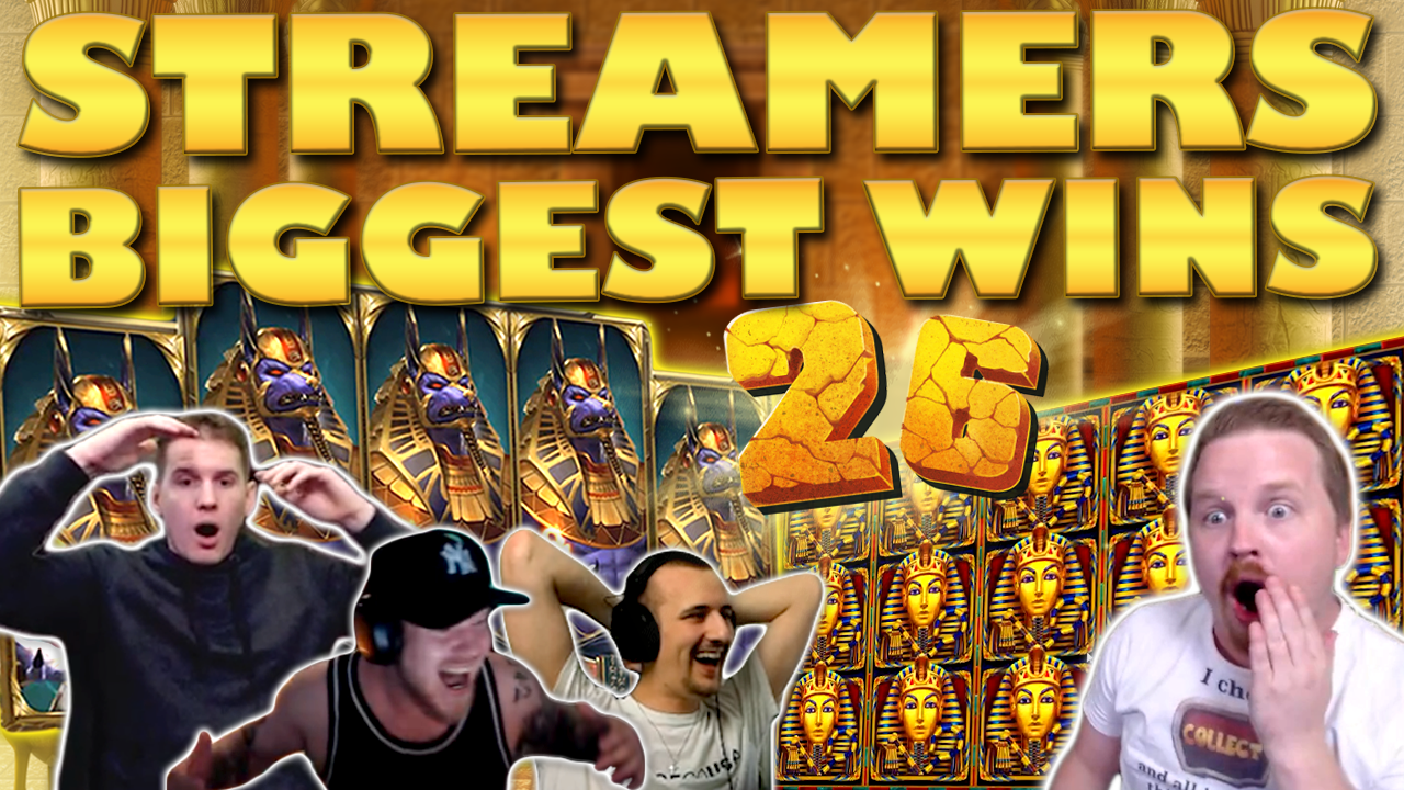 Watch the biggest casino streamer wins for week 26 2020