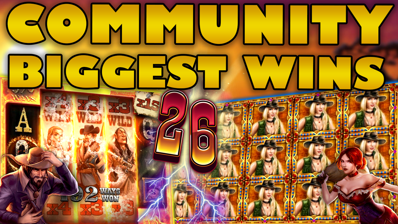 Watch the biggest Casino Streamer Community wins for week 26 2020