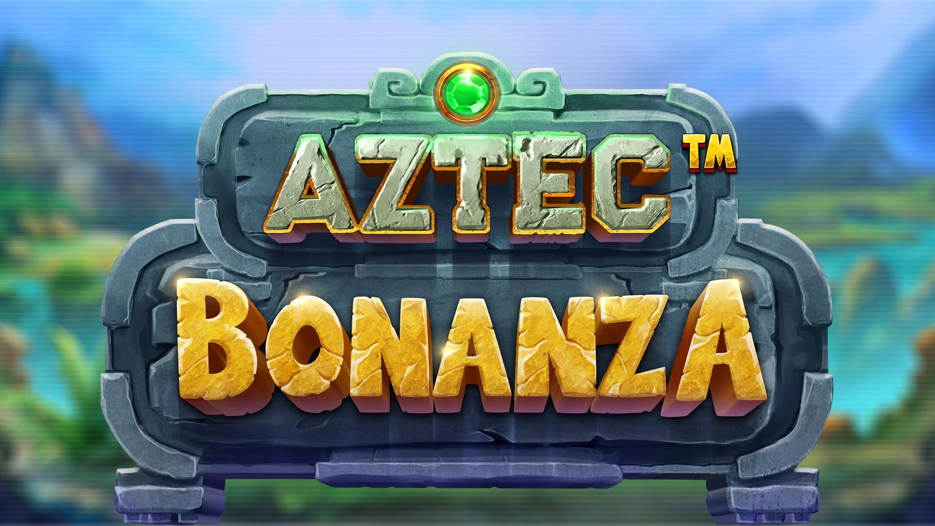 Aztec Bonanza slot Image Logo