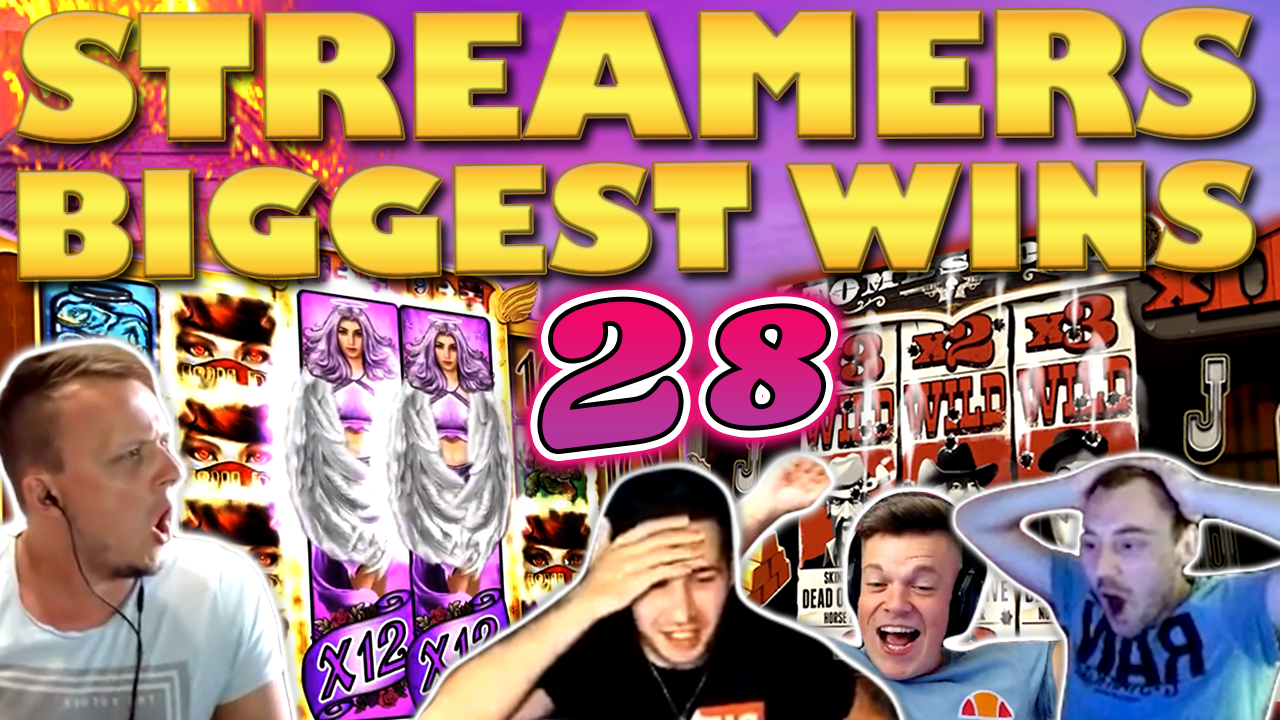 Watch the biggest casino streamer wins for week 28 2020